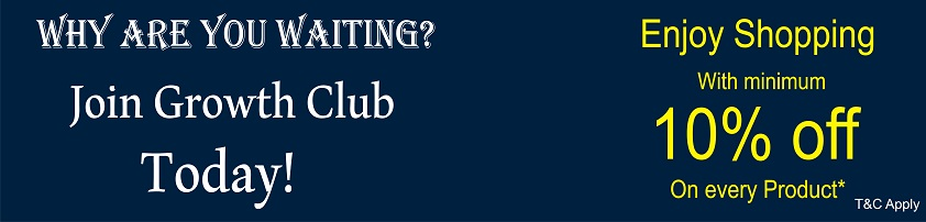 GROWTH CLUB MEMBERSHIP
